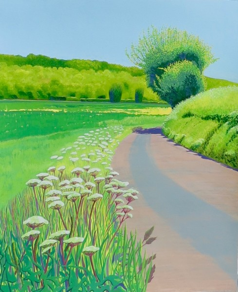 Janet Darley, Spekes' Bottom, Darland, Late Spring