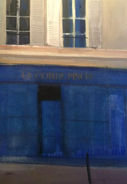 Michael Clark, La Corde Pincee