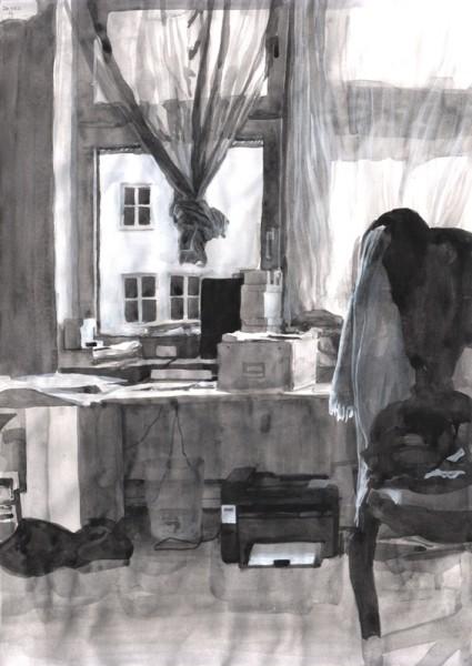 Oona Leganovic, Interior III