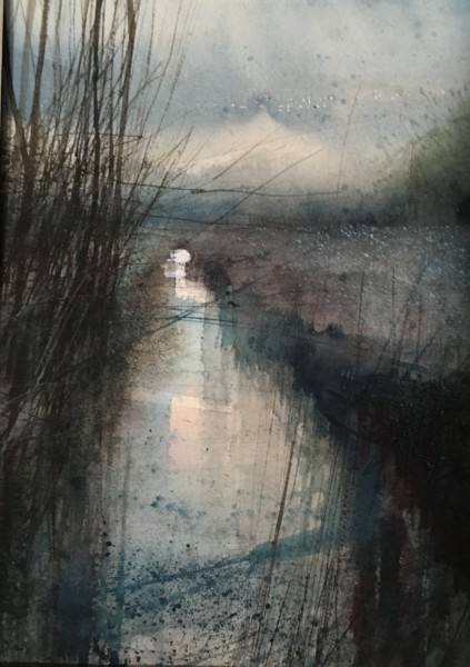 Paul Fowler, Dusk Among the Reeds