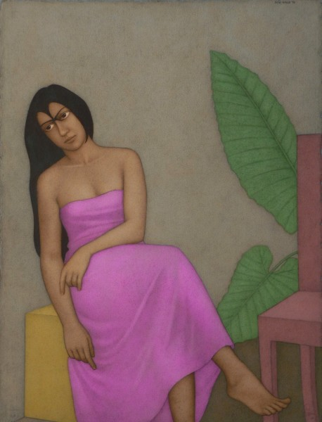 Shanti Panchal, Contemplation