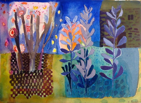 Suzy Fasht, Garden Things
