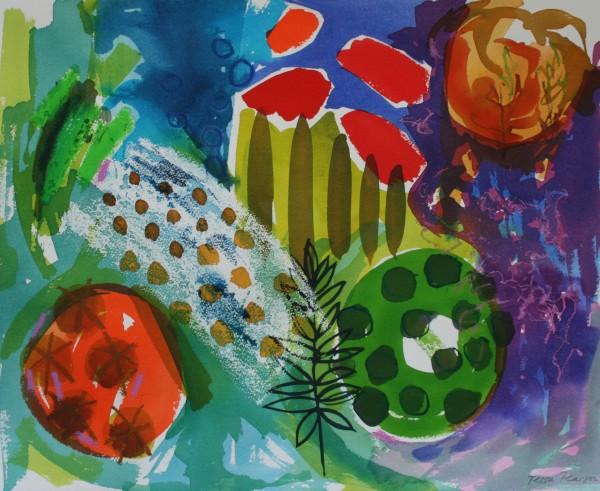 Tessa Pearson, August Garden Dreams