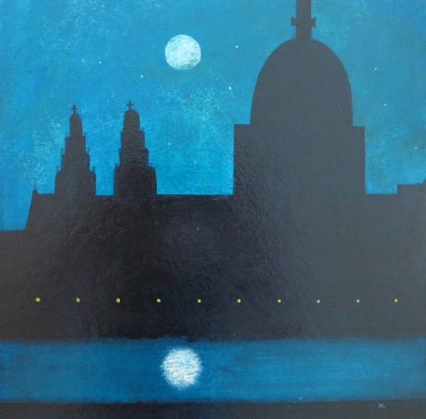 Martin Leman, Moon on the Thames