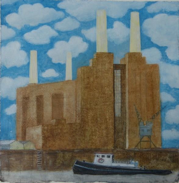 Caroline McAdam Clark, By Battersea