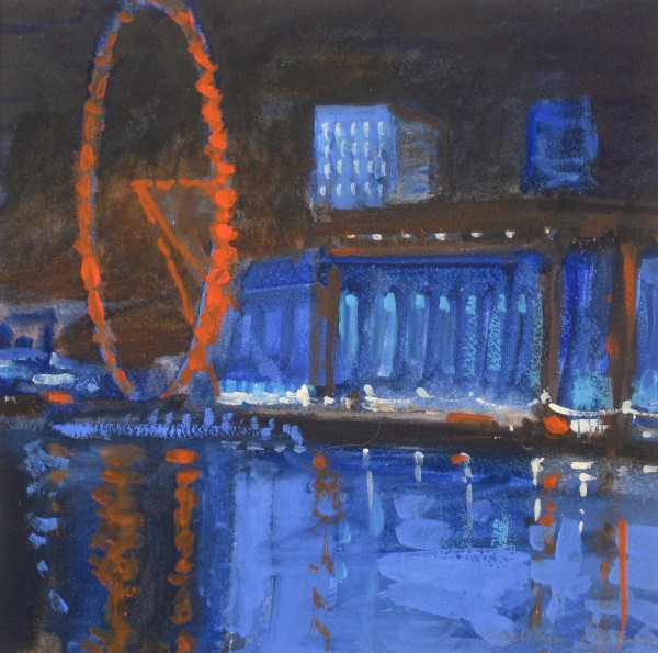 Salliann Putman, Night Lights, London