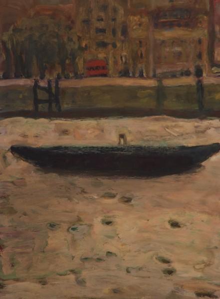 Bridget Moore, Pink Thames