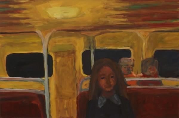 Bridget Moore, London Bus