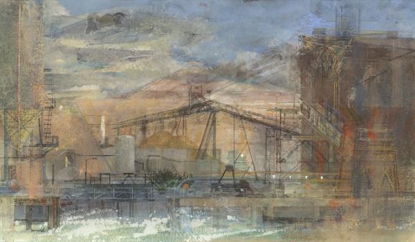 Paul Newland, Thames Wake