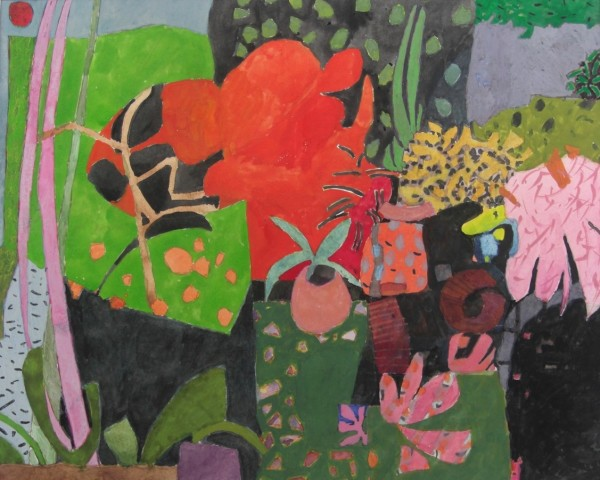 Annie Williams, A London Garden