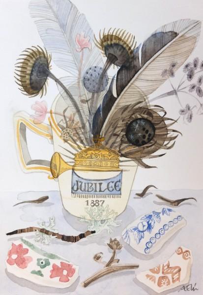 Angie Lewin, Spitalfields Jubilee