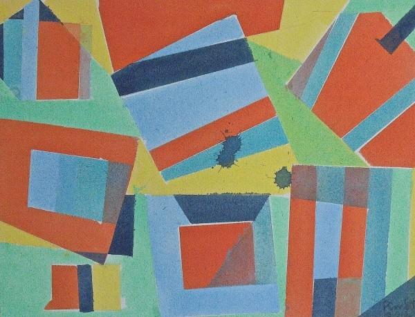 Geoffrey Pimlott, Three Splashes on a Memory