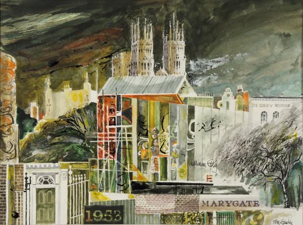 Tom Gamble, Marygate 1953
