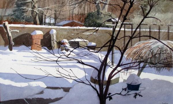 Jim Dunbar, Winter Garden, Rosebank