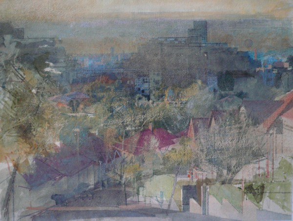 Paul Newland, London Evening