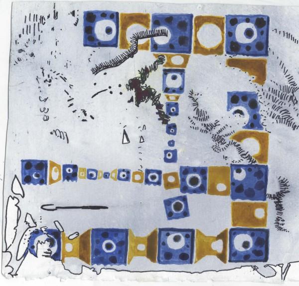 Iain Nicholls, Bag Pattern - Variations 1