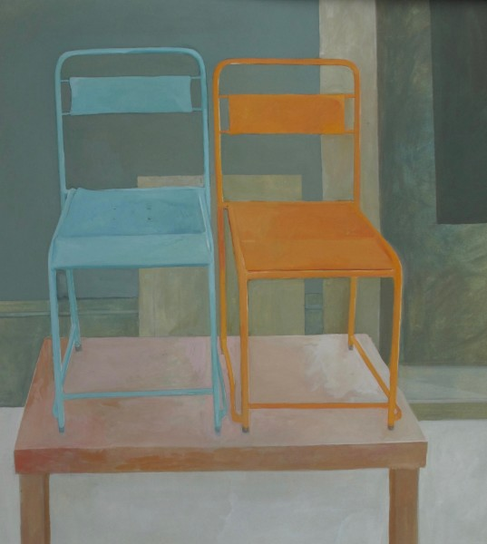 Wendy Jacob, Homeless Chairs