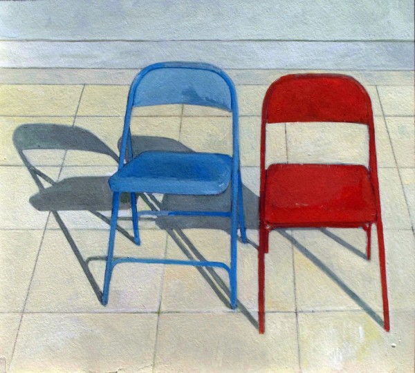 Wendy Jacob, Chairs in the Sun
