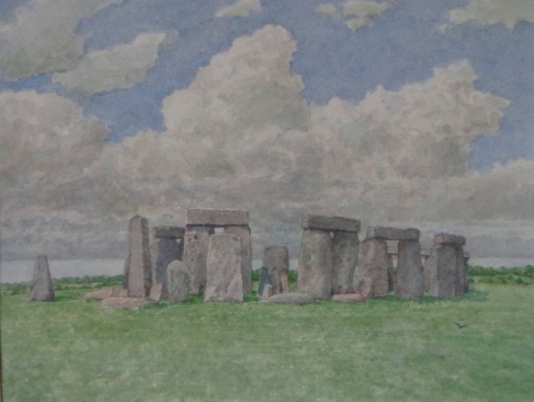 David Payne, Passing Clouds, Stonehenge