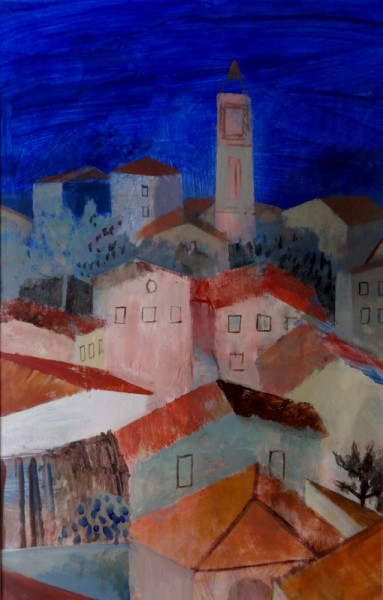 Richard Sorrell, A French Town