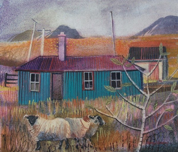 Jenny Wheatley, Green Hut Elphin