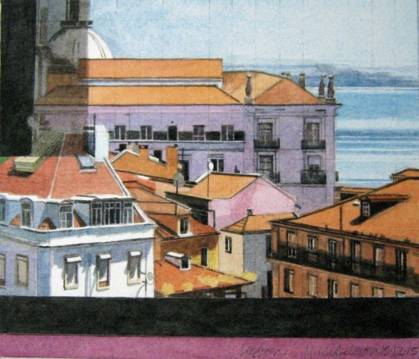 Michael Middleton, Lisbon