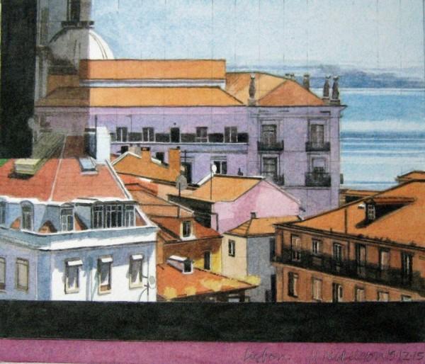 Mike Middleton, Lisbon
