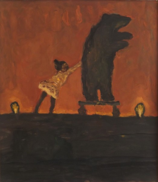 Bridget Moore, Exit Pursued by a Bear