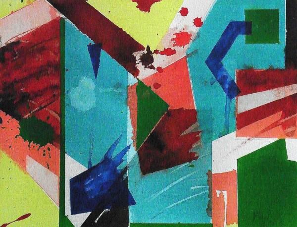 Geoffrey Pimlott, Conflict with Green Splash