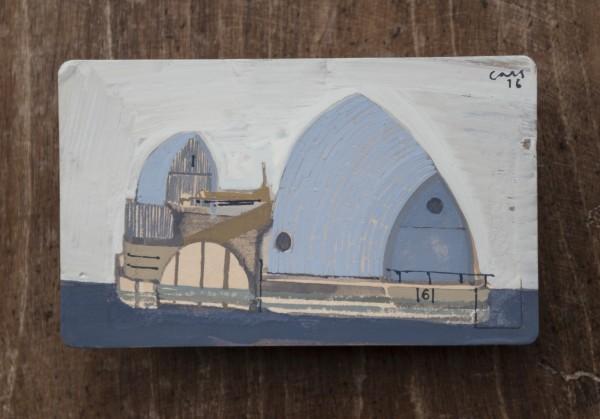 David Cass, Thames Barrier