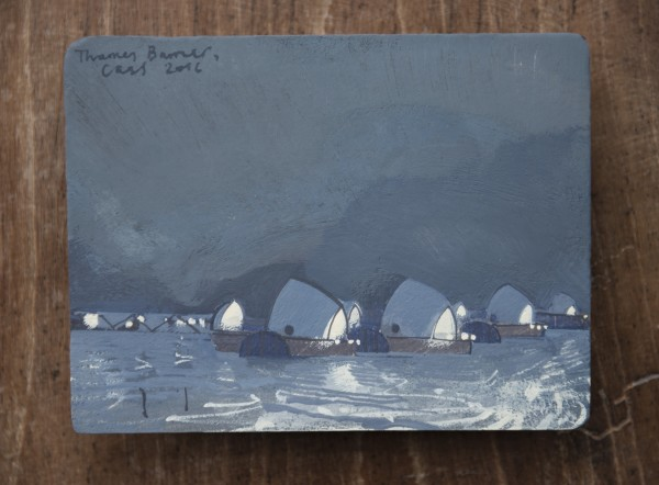 David Cass, Thames Barrier III