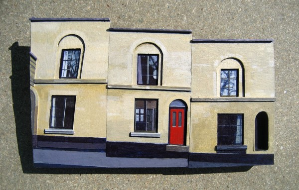 Michael Middleton, Wapping Terrace EIW
