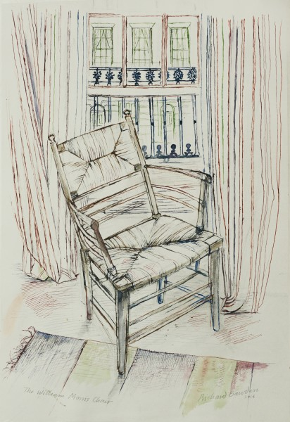 Richard Bawden, The William Morris Chair