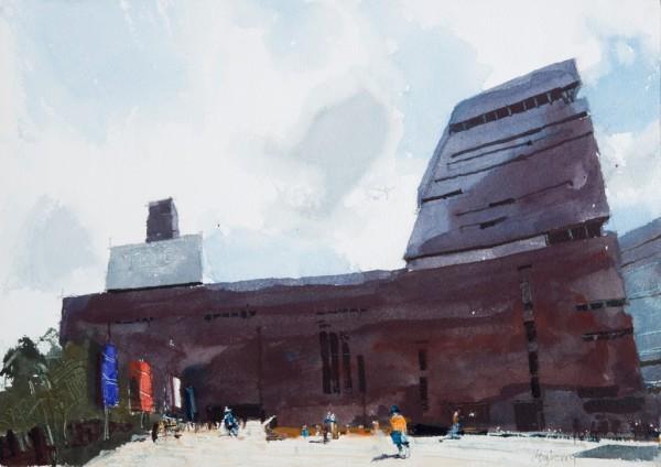 John Newberry, Tate Modern
