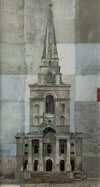 Stuart Robertson, Christ Church Hawksmoor Study