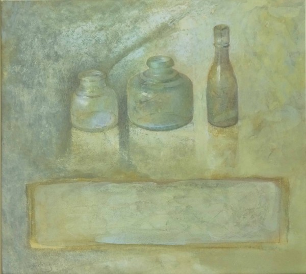 Sarah Holliday, Three Bottles Waiting