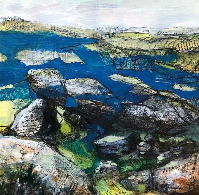 Mark Raggett, Rocky Landscape