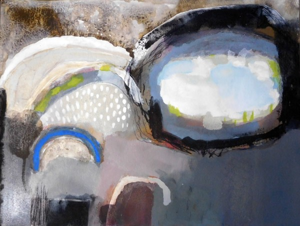 Ann Wegmuller, Frozen Garden 1