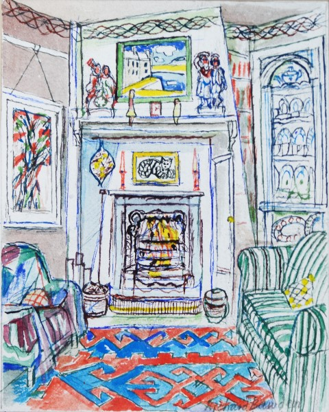 Richard Bawden, Hot Fire