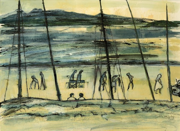 Julia Midgley, Masts Sand & Sea
