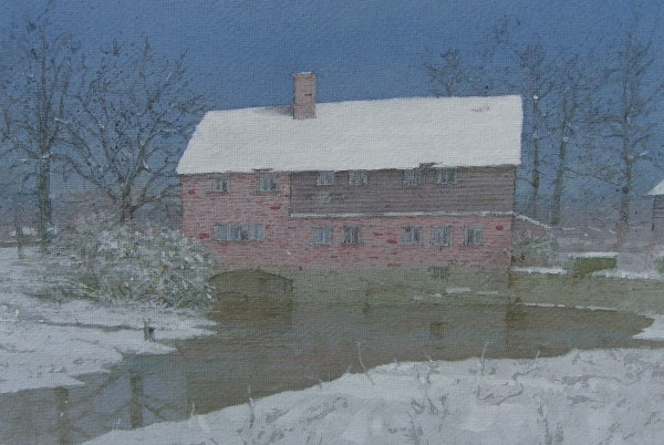 Dennis Roxby Bott, Wanford Mill, Bucks Green