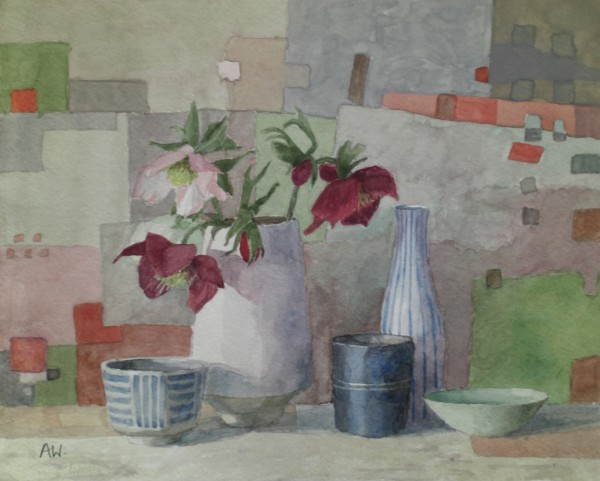 Annie Williams, Hellebores