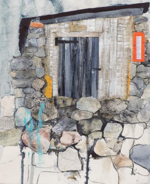 Linda Saul, Fisherman's Hut, Priest's Cove