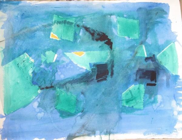 Janet Treloar, Deep Sea Dive