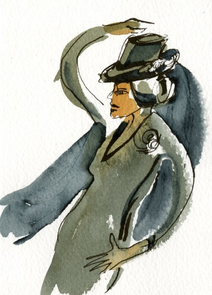 Julia Midgley, Halloween Guest 003