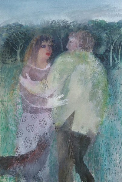 Richard Sorrell, Parting
