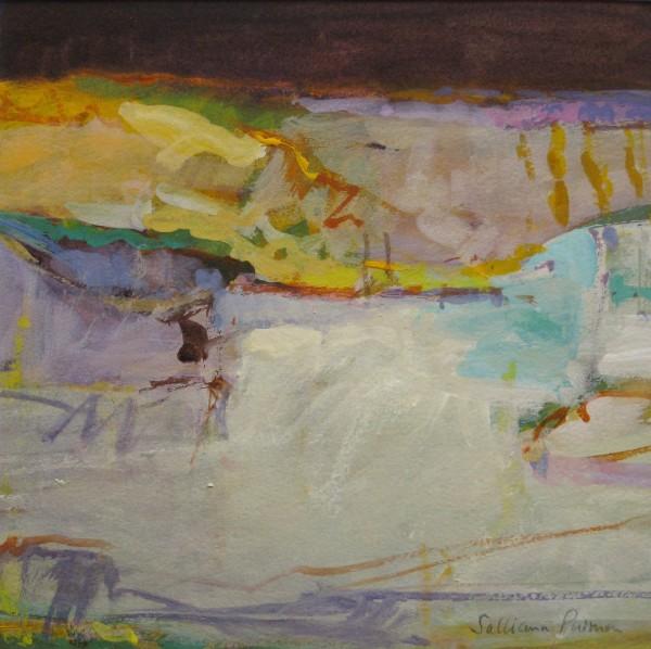 Salliann Putman, White Field