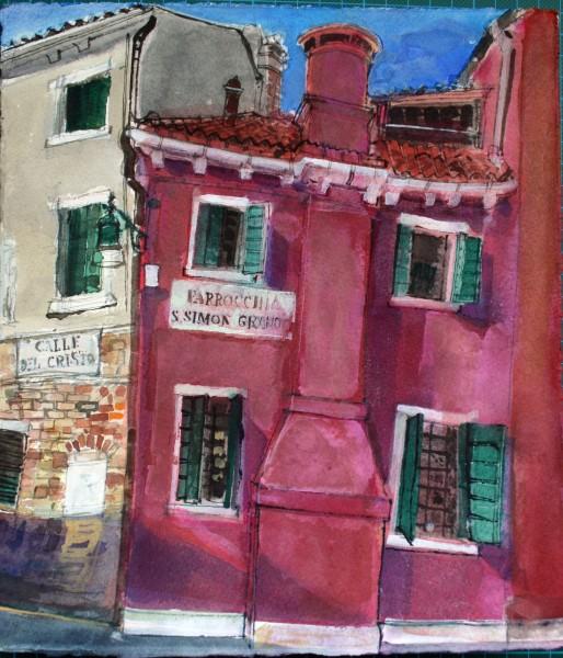 Peter Quinn, Calle del Cristo, Venice