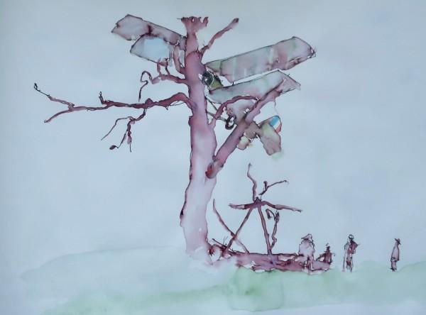 David Hamilton, Tree Landing