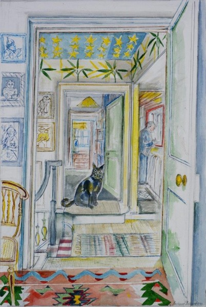 Richard Bawden, Cat